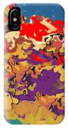 0806 Abstract Thought IPhone Case
