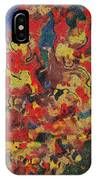 0808 Abstract Thought IPhone Case