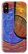 0826 Abstract Thought IPhone Case