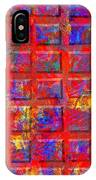 0890 Abstract Thought IPhone Case