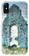 Midley Church Ruins IPhone Case