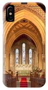 St Giles Shipbourne IPhone Case