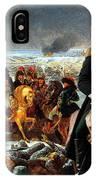 Tibetan Terrier Art Canvas Print IPhone Case