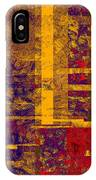 0161 Abstract Thought IPhone Case