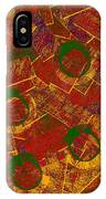 0255 Abstract Thought IPhone Case