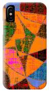 0267 Abstract Thought IPhone Case