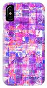 0397 Abstract Thought IPhone Case