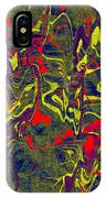 0399 Abstract Thought IPhone Case