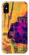 0548 Abstract Thought IPhone Case