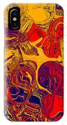 0576 Abstract Thought IPhone Case