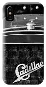1907 Cadillac Model M Touring Grille Emblem IPhone Case