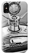 1923 Ford Model T Hood Ornament IPhone Case