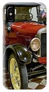 1926 Ford Model T Roadster IPhone Case