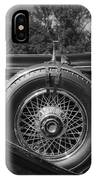 1929 Duesenberg Model J Covertible Coupe By Murphy IPhone Case