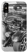 1949 Ford Pick Up Truck Bw IPhone Case