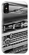 1963 Ford Galaxie 500xl Taillight Emblem IPhone Case
