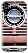 1966 Plymouth Barracuda - Cuda - Emblem IPhone Case