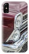 1967 Ford Fairlane 500xl IPhone Case