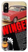 1969 Dodge Dart Swinger 340 IPhone Case