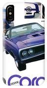 1970 Dodge Coronet Super Bee IPhone Case