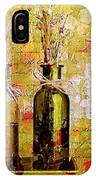 1-2-3 Bottles - S12a203 IPhone Case