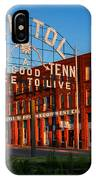 A Good Place To Live 2 IPhone Case