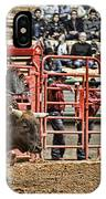 A Night At The Rodeo V6 IPhone Case