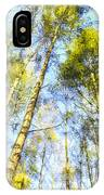 A Quiet Forest IPhone Case