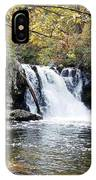 Abram Falls IPhone X Case