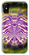 Abstract 141 IPhone X Case