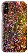 Abstract 295 IPhone Case