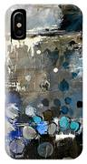 Abstract 695213 IPhone Case