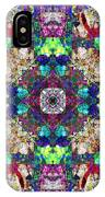 Abstract Symmetry Of Colors IPhone Case