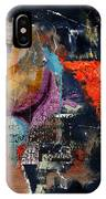 Abstract Women 015 IPhone Case