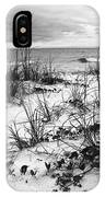 After The Storm Bw IPhone Case