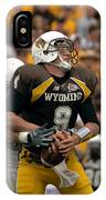 Air Force Versus Wyoming IPhone Case