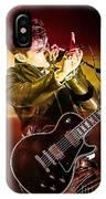Alex Turner IPhone Case