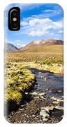 Altiplano In Bolivia IPhone Case
