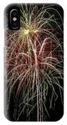 Amazing Fireworks IPhone Case