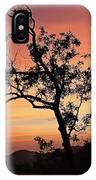 Amicalola Falls Sunset IPhone Case