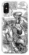 Amman: Dentist, 1568 IPhone Case