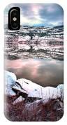 An Okanagan Winter IPhone Case