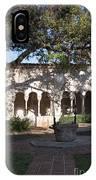 Ancient Spanish Monastery IPhone Case