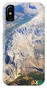 Andalusian Heights. Spain IPhone Case