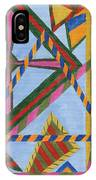 Angles And Tangles IPhone Case