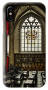 Antwerp Cathedral IPhone Case