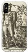 Apollo Pythias, The Greek God IPhone Case