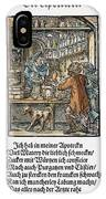 Apothecary, 1568 IPhone Case