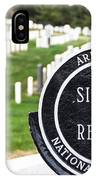 Arlington National Cemetery Part 1 IPhone Case