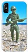 Army Man  IPhone Case
